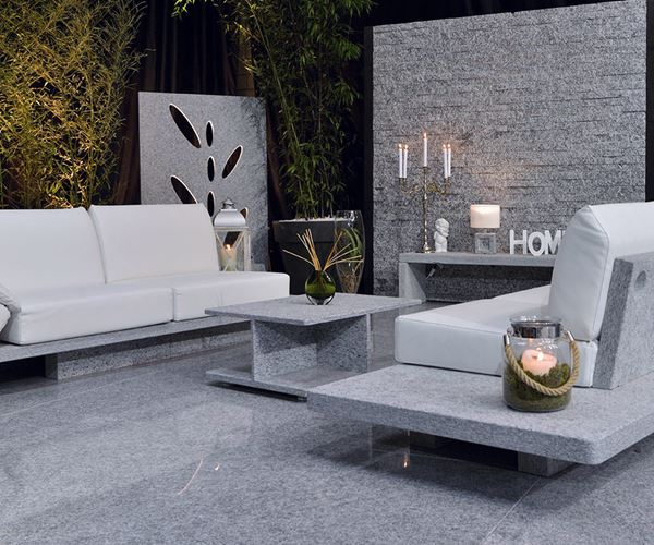 Sofa living granite